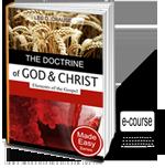 Doctrine of God And Christ