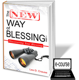New Way of Blessing 1